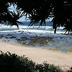 Low Tide at Corindi Beach by aussiebushstick