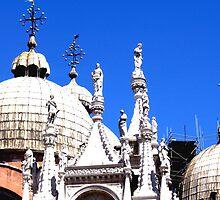 Italian Church by fizzyart