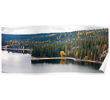 Payette Lake Poster