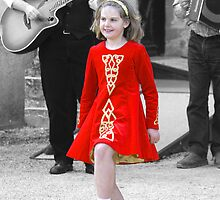 Irish Dancing Girl by chris-csfotobiz