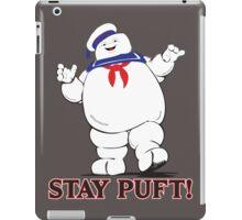 Stay Puft! iPad Case/Skin