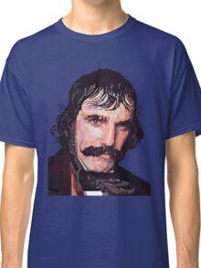 DANIEL DAY-LEWIS BILL THE BUTCHER GANGS OF NEW YORK GRAPHIC ART T SHIRT Classic T-Shirt