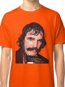 DANIEL DAY-LEWIS BILL THE BUTCHER GANGS OF NEW YORK GRAPHIC ART T SHIRT Classic T-Shirt