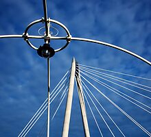 Southport Bridge  by Manuel Gonçalves
