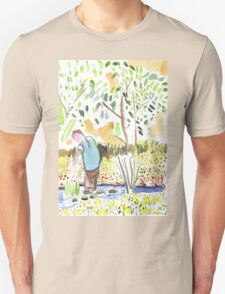 The Council Worker Clearing the Pond T-Shirt