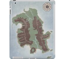 Lost Island Dharma iPad Case/Skin
