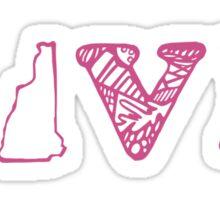 _nhlove Sticker