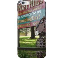 Gobbler's Knob iPhone Case/Skin