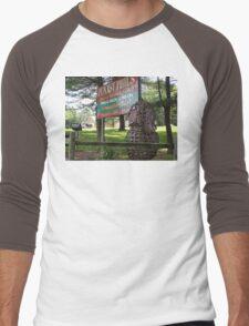 Gobbler's Knob Men's Baseball ¾ T-Shirt