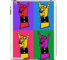 Warhol Horns iPad Case/Skin
