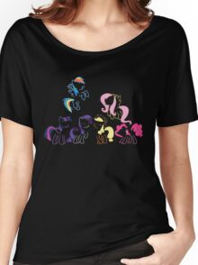 Mane 6 Women's Relaxed Fit T-Shirt