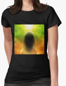 Envious: The Battle Between Fury & Serenity Womens Fitted T-Shirt