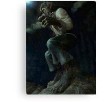 Searching For Michael Canvas Print