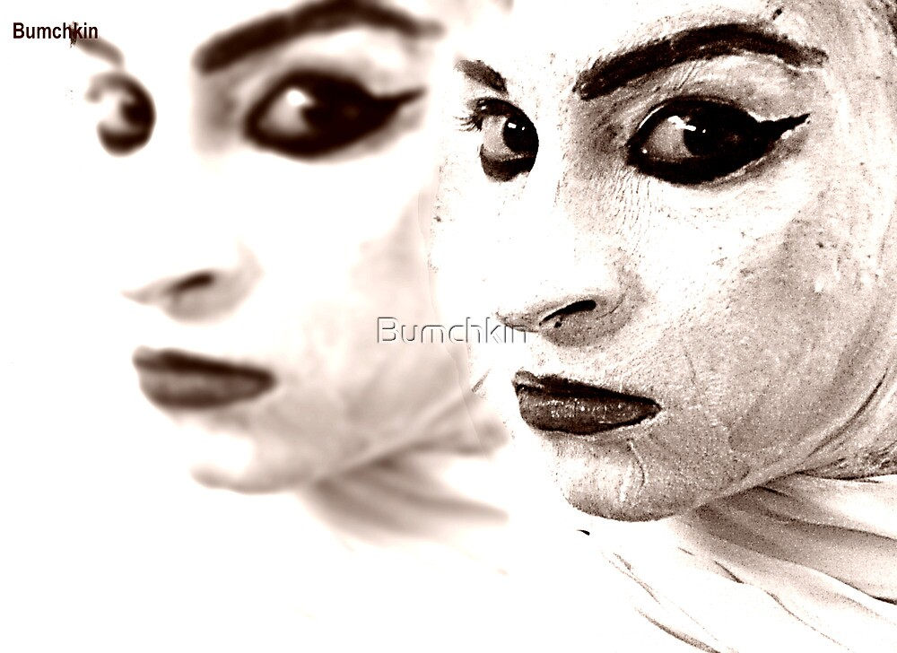 Evil  by Bumchkin