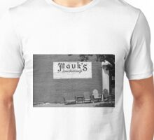 Jonesborough, Tennessee - Mauk's Store Unisex T-Shirt