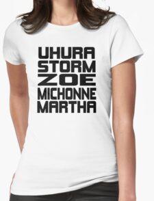 Black Women of Sci Fi T-Shirt
