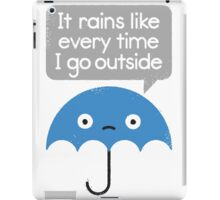 always rain iPad Case/Skin