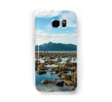 Low Tide At Homer Spit Samsung Galaxy Case/Skin