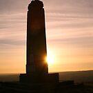 Bradgate Park War Memorial by Mike Topley