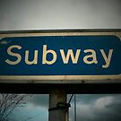 Subway by Roxy J