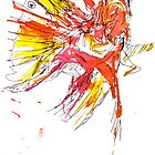 Splatter Lionfish by TomWright156