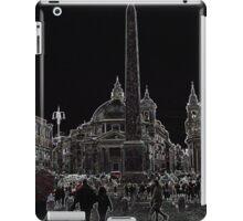 Roman Street Scene iPad Case/Skin