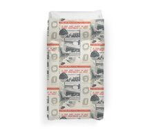 United States Department of Agriculture Poster 0296 A Cool Ariy Place to Suit Hardy Vegetables and Fruit Duvet Cover