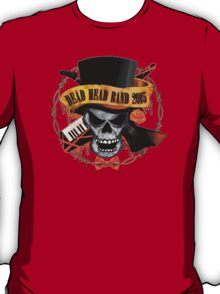 DEAD HEAD BAND 2015 T-Shirt
