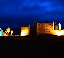 Ruthven Barracks by Alan Findlater