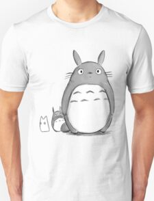 Totoro and Sprite T-Shirt
