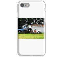 Old Trucks iPhone Case/Skin