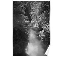 River - Slovak paradise Poster