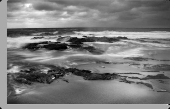 Umzumbe beach, Kwazulu Natal, South Africa by Sharon Bishop