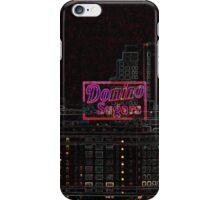 Baltimore's Domino Sugars Sign iPhone Case/Skin