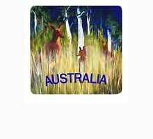 Roos in the Grass  Unisex T-Shirt