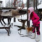 """""""I kissed a reindeer... by KanaShow"""