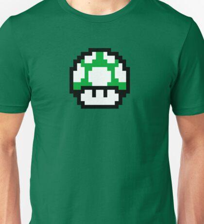1 Up Mushroom Unisex T-Shirt
