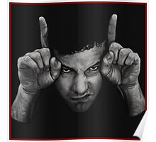 BEN AFFLECK&BATMAN. Poster