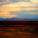 End of the Blue Ridge by Chelei