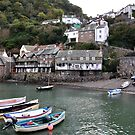 Clovelly by Lisa Williams