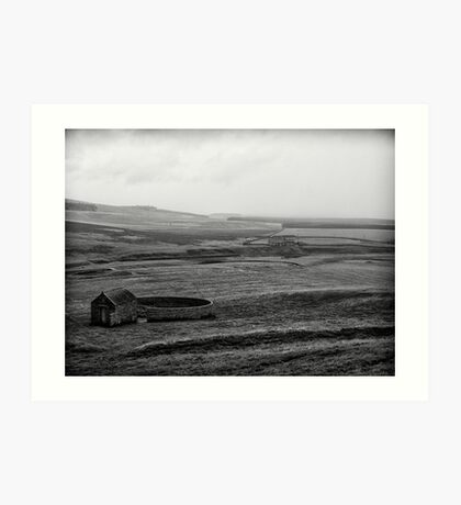Scottish Landscape Art Print