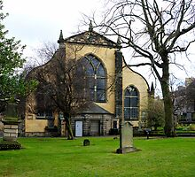 Greyfriars Kirk by Tom Gomez