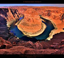Horseshoe bend by Chris Odchigue