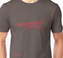 Contro la guerra Unisex T-Shirt