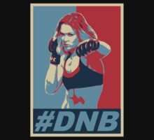 Fight DNB - Poster style by squadesign