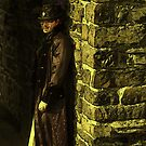 Steampunk Piper costume Archway Waxed by XtomJames