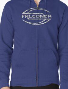 Falconer Zipped Hoodie