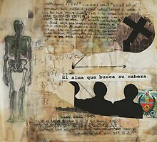 El alma que busca su cabeza. by Isabela M. Lamuño