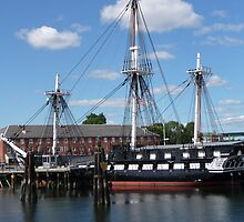 Old Ironsides by nealbarnett