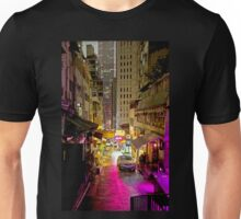 Hong Kong Alley Unisex T-Shirt